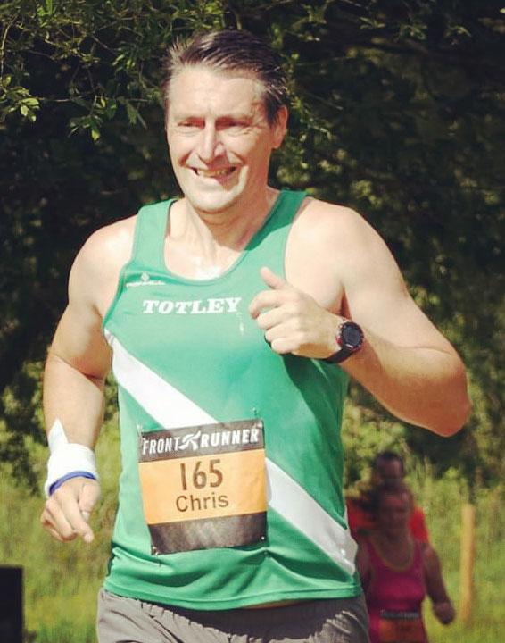 Tigger Tor Race Director Chris Day